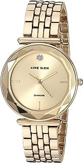Anne Klein Women's AK-3412CHGB