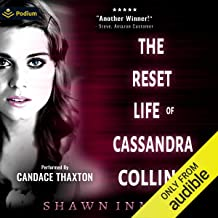 The Reset Life of Cassandra Collins: A Middle Falls Time Travel Story, Book 8