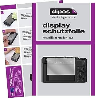2x brotect protector de pantalla claro Panasonic Lumix dmc-lx100 lámina protectora