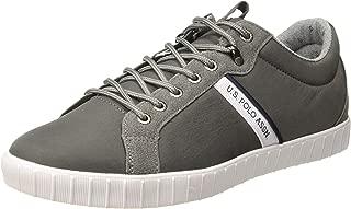US Polo Association Men's Harris Leather Sneakers