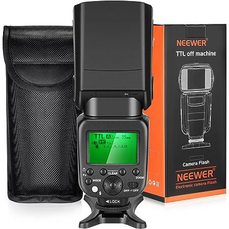 Neewer 2 4g Hss 1 8000s Ttl Gn58 Kabelloser Master Kamera