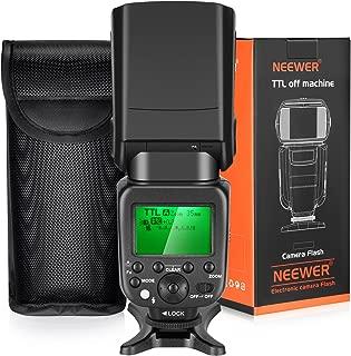 Neewer 2,4G HSS 1/8000s TTL GN58kablosuz Maste NW630 10089348