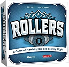 Rollers: A Game of Matching Die and Scoring High