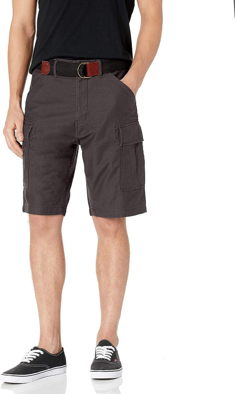 Ausverkauf Nwt Herren Levi/'s Fort Cargo Shorts mit Gürtel Träger Ace Squad Armee