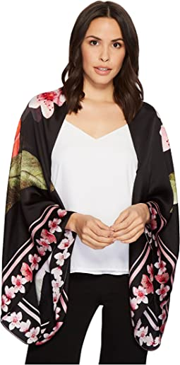 Ted Baker - Peach Blossom Cape Scarf