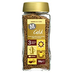 Morrisons Gold Coffee, 100g