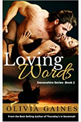 Loving Words (The Davonshire Series Book 2) Kindle Edition