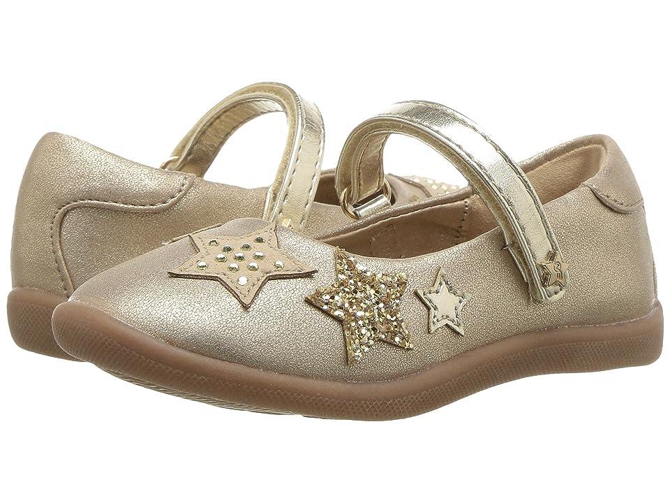 Naturino Express Paolina (Toddler/Little Kid) (Gold) Girls Shoes