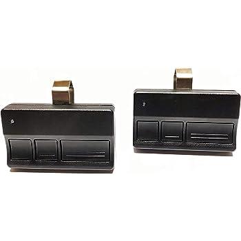 Gate1access 373lm Liftmaster Chamberlain Craftsman Garage Door Opener Remote Purple Program Button Remote Opener 2 Pack Amazon Com