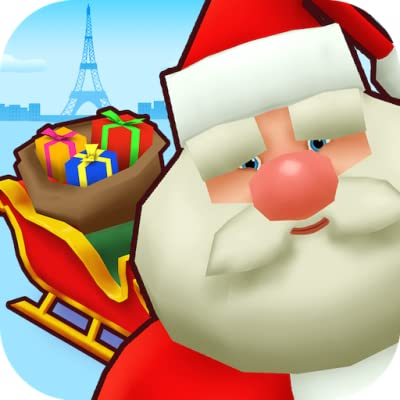 Free Santa Tracker App for Mobile with High Star Rating