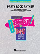 Hal Leonard Party Rock Anthem - Discovery! Band Level 1.5