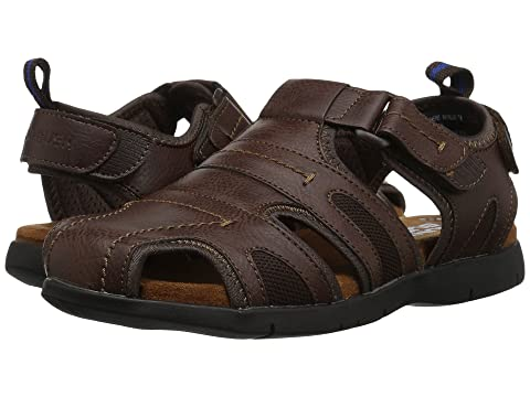 3b257631a938 Nunn Bush Rio Grande Fisherman Closed Toe Sandal at Zappos.com