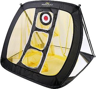 تور چیپینگ گلف مربعی شکل PodiuMax, تور هدفگیری گلف قابل حمل( فضای سرپوشیده/فضای باز ) برای تمرین سوئینگ و دقت.