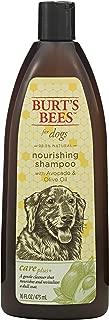 Burt's Bees 狗狗护理天然滋养免洗护发素喷雾,含鳄梨和橄榄油 洗发水 香波