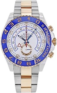 Rolex Yacht-Master II Automatic-self-Wind Male Watch 116681 (Certified Pre-Owned)