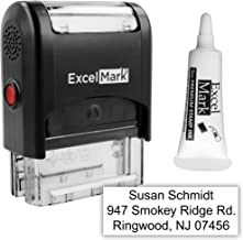 Best replacement rubber for self inking stamps Reviews