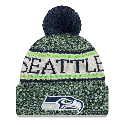 82c40ad1 Seattle Seahawks Hats: Amazon.com