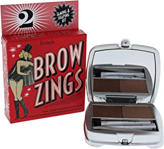 Benefit Brow Zings Tame & Shape Kit, Light, 0.15 Ounce