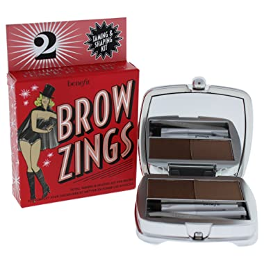 Benefit Brow Zings Tame & Shape Kit, Light, 0.15 Ounce
