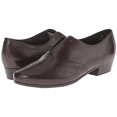 Munro Yale (Brown Leather) Women