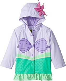 Ariel Raincoat (Toddler/Little Kids)