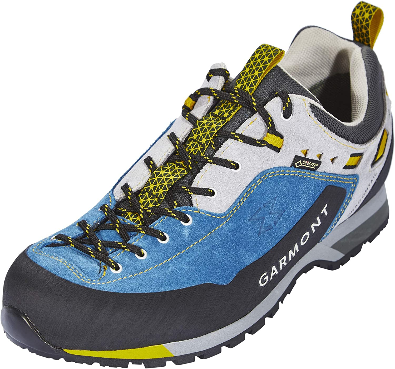 Garmont Mens Dragontail Lt GTX Hiking shoes Night blueee Light Grey