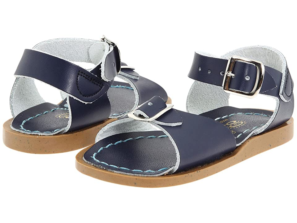 Salt Water Sandal by Hoy Shoes Surfer (Toddler/Little Kid) (Navy) Kid