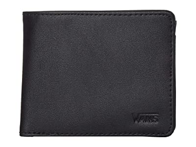 Vans Drop V Bi-Fold Wallet (Black) Bi-fold Wallet