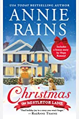 Christmas on Mistletoe Lane: Includes a bonus short story (Sweetwater Springs Book 1) Kindle Edition