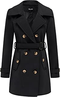 Best black elegant coat Reviews