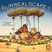 Surrealscapes: The Fantasy Art Of Jacek Yerka 2018 Wall Calendar (CA0165)