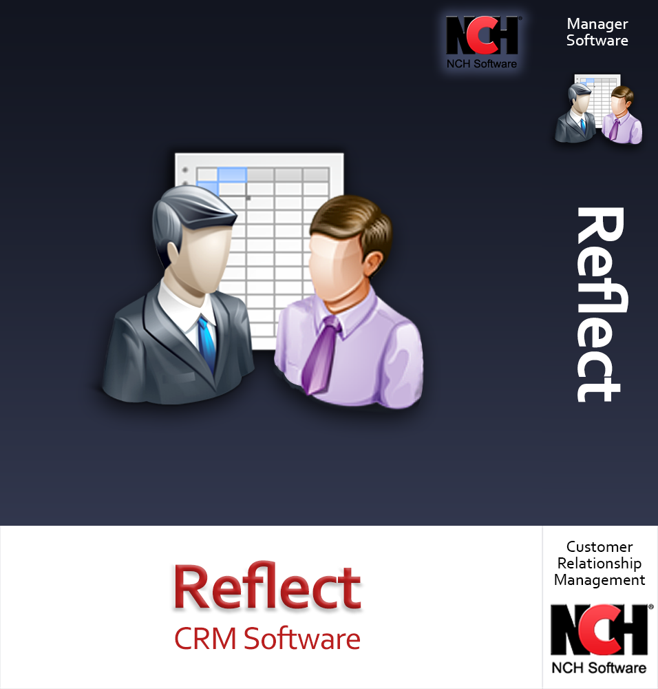 Reflect CRM Database Software - Easily Improve Customer Relationship Management [Download]