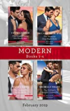 Modern Box Set 1-4/The Greek Claims His Shock Heir/The Venetian One-Night Baby/The Spaniard's Stolen Bride/The Sicilian's Bought Cinder (Billionaires at the Altar)