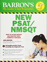Barron's NEW PSAT/NMSQT, 18th Edition (Barron's PSAT/NMSQT)