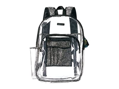 Sakroots Festival Large Backpack (Clear) Backpack Bags