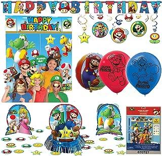 Best super smash bros party decorations Reviews