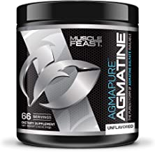 Muscle Feast Agmatine Unflavored 100 grams 3.5 oz