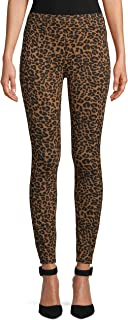 Time and Tru Leopard Print Fitted Jegging