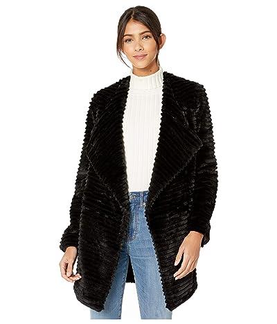 BB Dakota Fab Moment Fleece Jacket (Black) Women