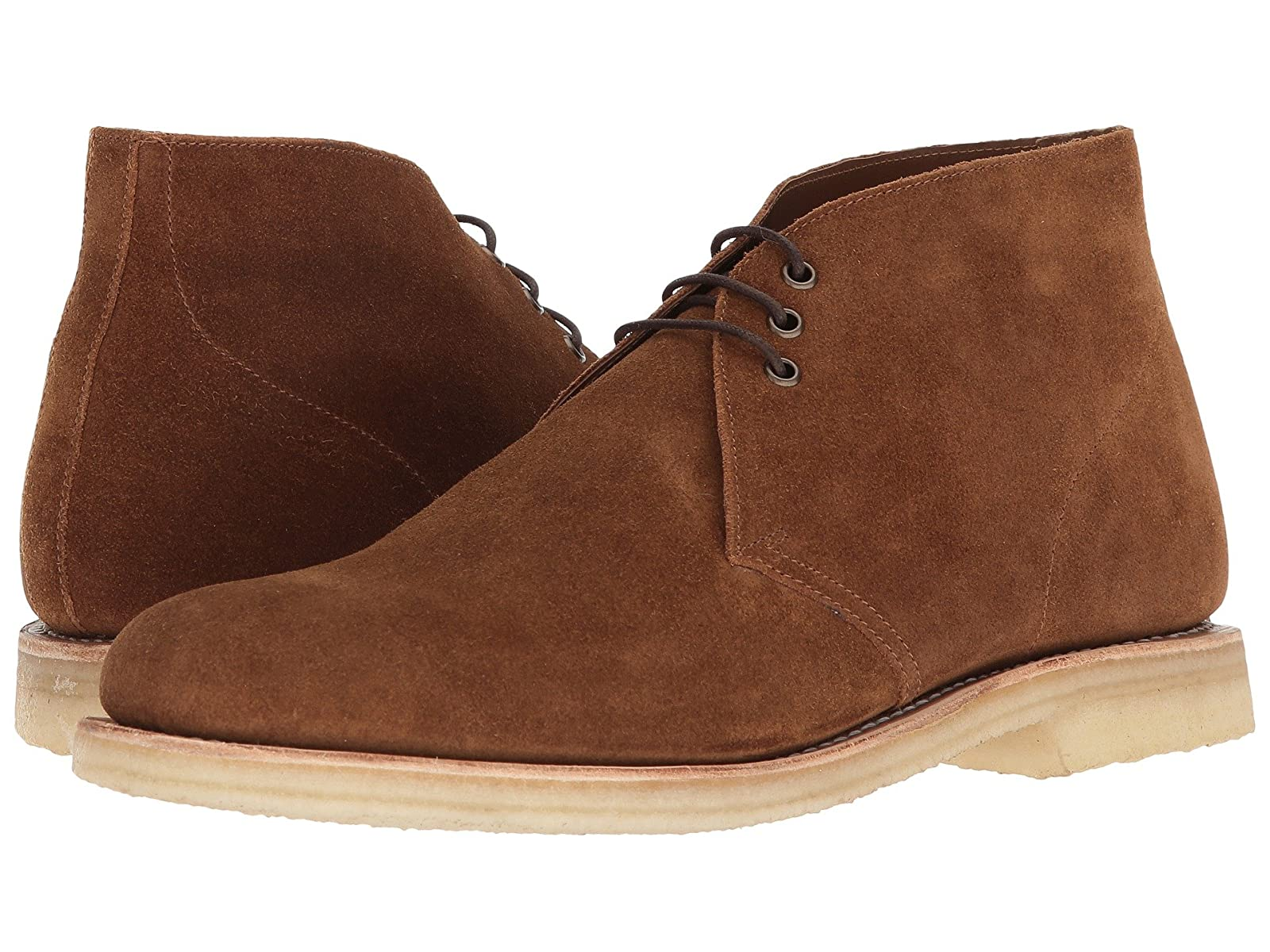 Grenson Oscar Suede BootAffordable and distinctive shoes