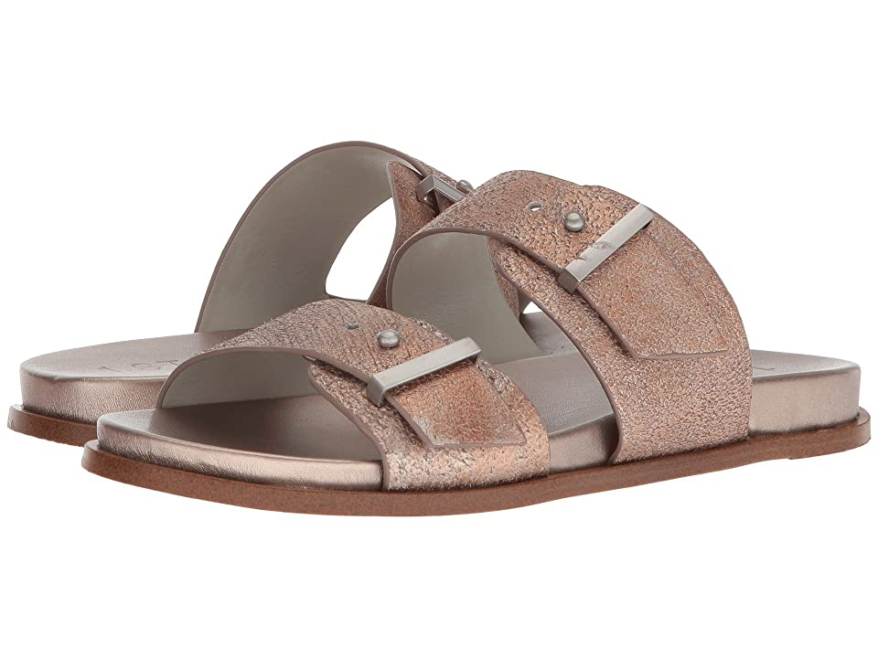1.STATE Ocel (Brick/Rose Gold Summer Metallic) Women