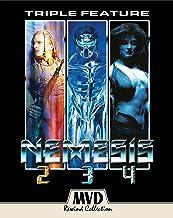 NEMESIS 2/NEMESIS 3/NEMESIS 4: TRIPLE FEATURE [Blu-ray]