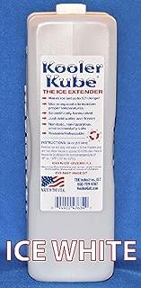 Kooler Kube The Ice Extender White