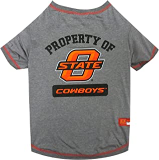 NCAA T-SHIRT - DOG TEE SHIRT - Football & Basketball DOGS & CATS SHIRT - Durable SPORTS PET TEE - 5 Sizes available in 50+ SCHOOL TEAMS - COLLEGE PET OUTFIT - COLLEGIATE DOG SHIRT