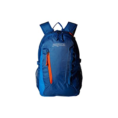 JanSport Agave (Moroccan Deep/Midnight Sky) Backpack Bags
