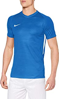 Nike Men's M Nk Dry Tiempo Prem JSY Ss Short Sleeves T-Shirt