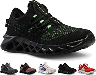 Blade Wave Mens Slip on Walking Shoes Sports Athletic Fashion Sneakers