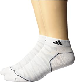 Superlite Prime Mesh 2-Pack Low Cut Socks