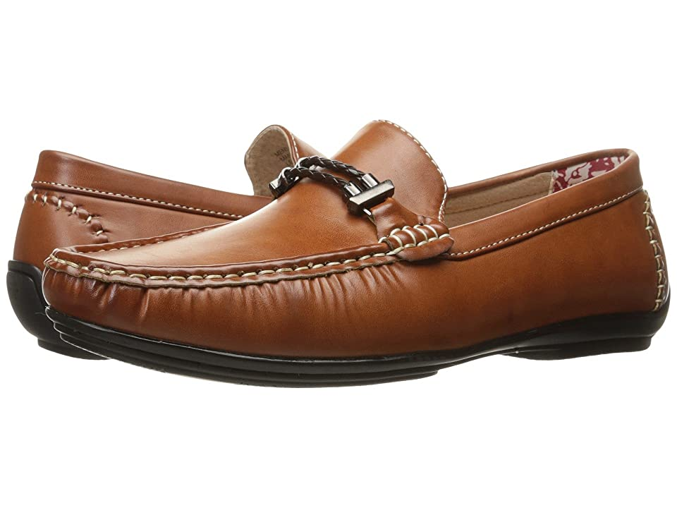 Stacy Adams Percy Slip On Casual Loafer (Tan Smooth) Men