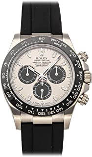 Daytona Mechanical (Automatic) Silver Dial Mens Watch 116519LN (Certified Pre-Owned)